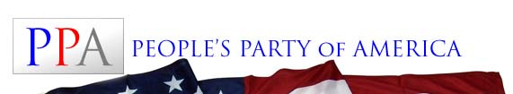 People's Party of America Logo